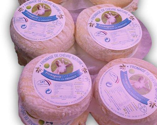 Fromage de Chèvre Nature (Ventoux)